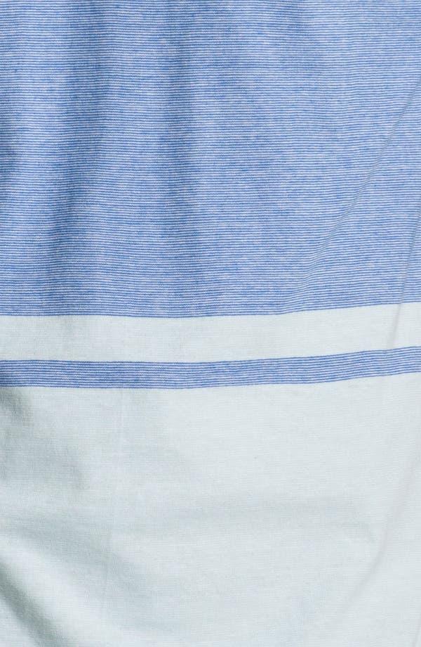 Alternate Image 3  - Element 'Dane' Short Sleeve Henley T-Shirt