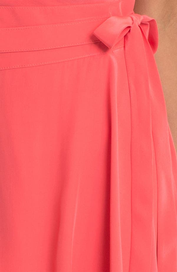 Alternate Image 3  - Suzi Chin Maggy Boutique Draped Faux Wrap Dress