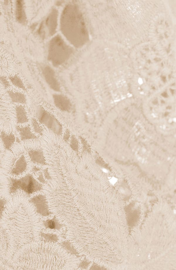 Alternate Image 3  - Topshop Guipure Lace Cover-Up