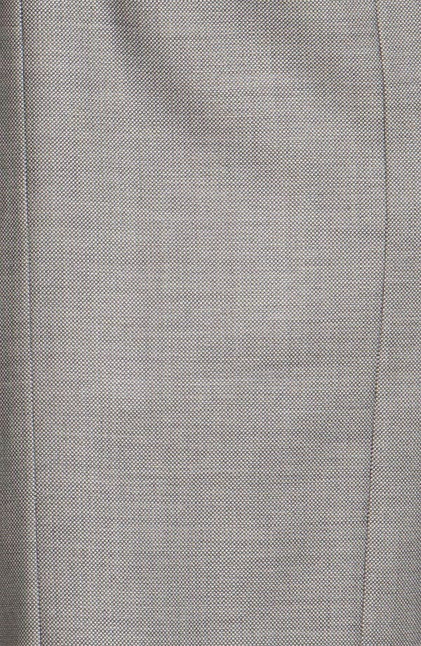 Alternate Image 3  - BOSS Black 'Denna' Stretch Wool Blend Dress