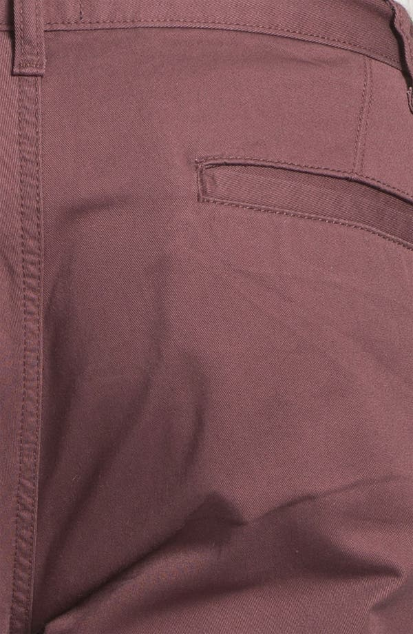 Alternate Image 3  - Topman Slim Fit Chinos