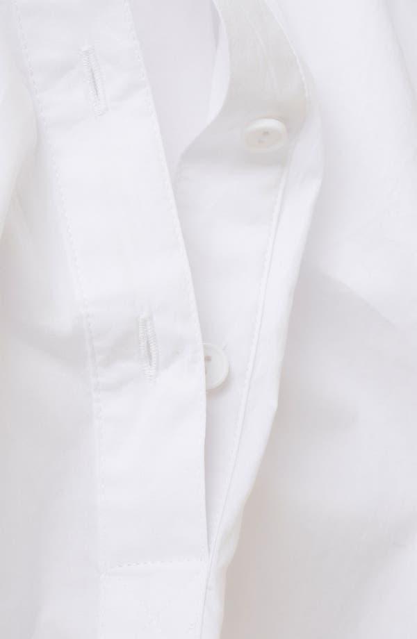 Alternate Image 3  - Topshop Oversized High/Low Shirt