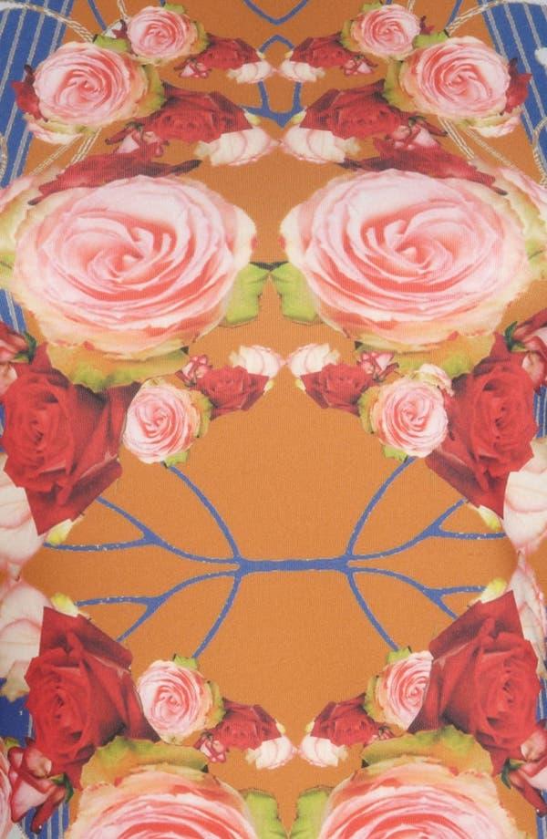 Alternate Image 3  - Dream Daily 'Nouveau Scarf' Dress