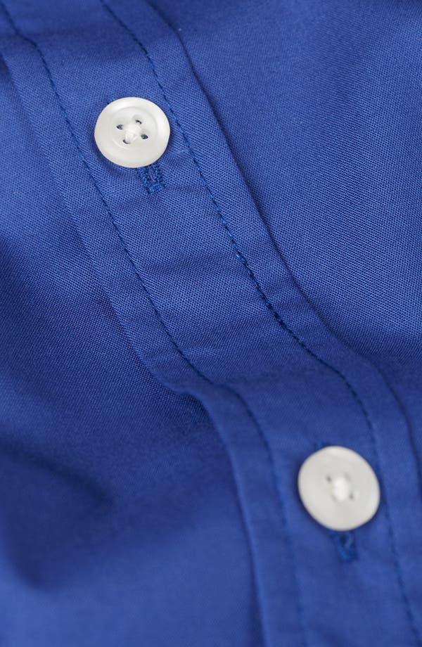 Alternate Image 3  - Topman Short Sleeve Shirt