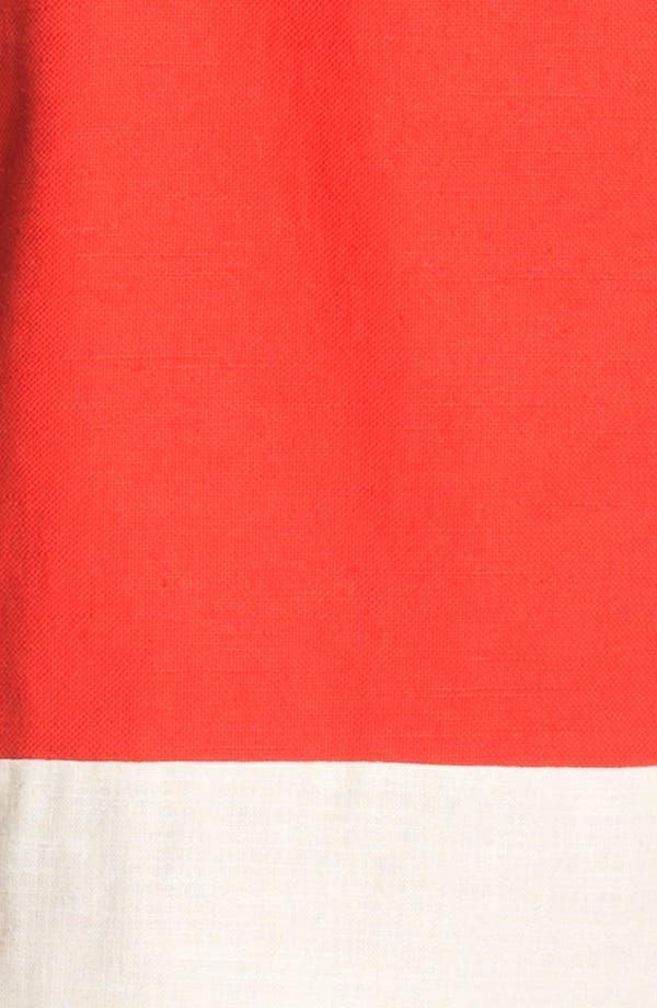 Alternate Image 3  - kate spade new york 'james' cotton blend sheath dress