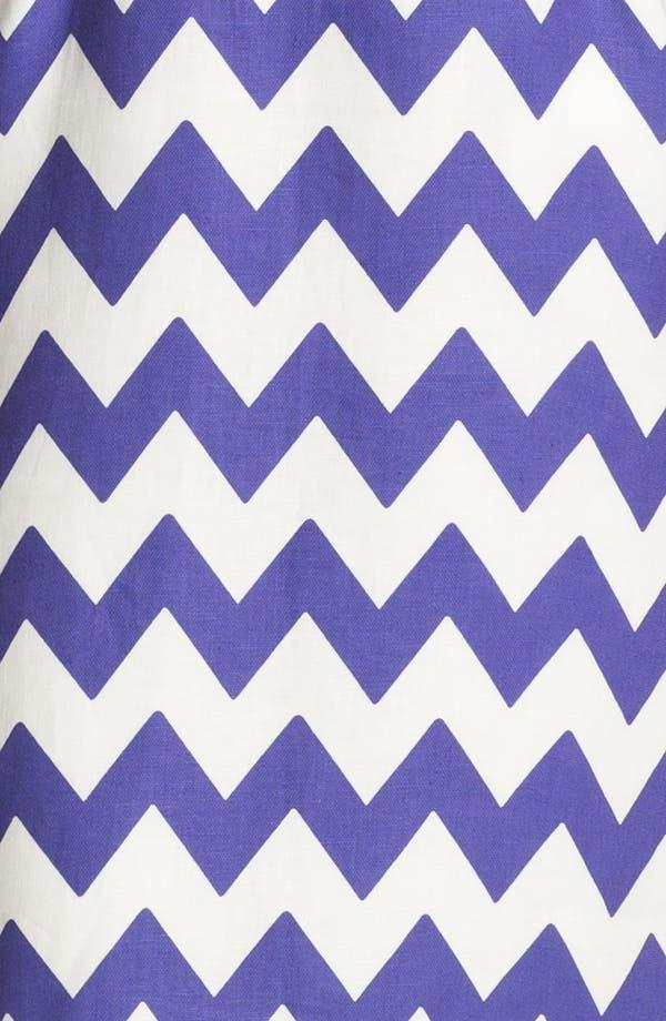Alternate Image 3  - kate spade new york 'brent' linen sheath dress