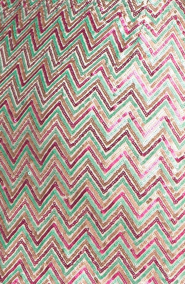 Alternate Image 3  - Ella Moss Sequin Skirt