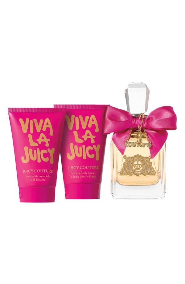 Alternate Image 2  - Juicy Couture 'Viva La Juicy' Gift Set ($131 Value)