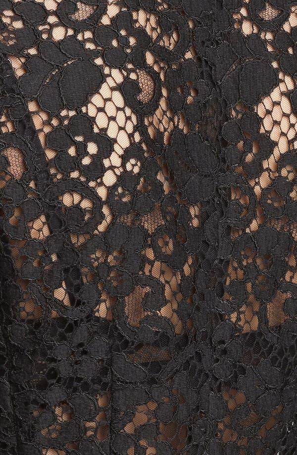 Alternate Image 3  - Dolce&Gabbana Sheer Lace Jacket
