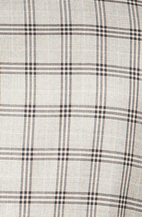Alternate Image 2  - Joseph Abboud 'Platinum' Plaid Wool Sportcoat