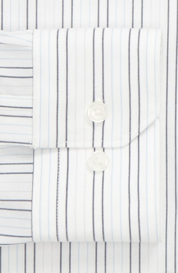 Alternate Image 2  - Calibrate Slim Fit Non Iron Dress Shirt