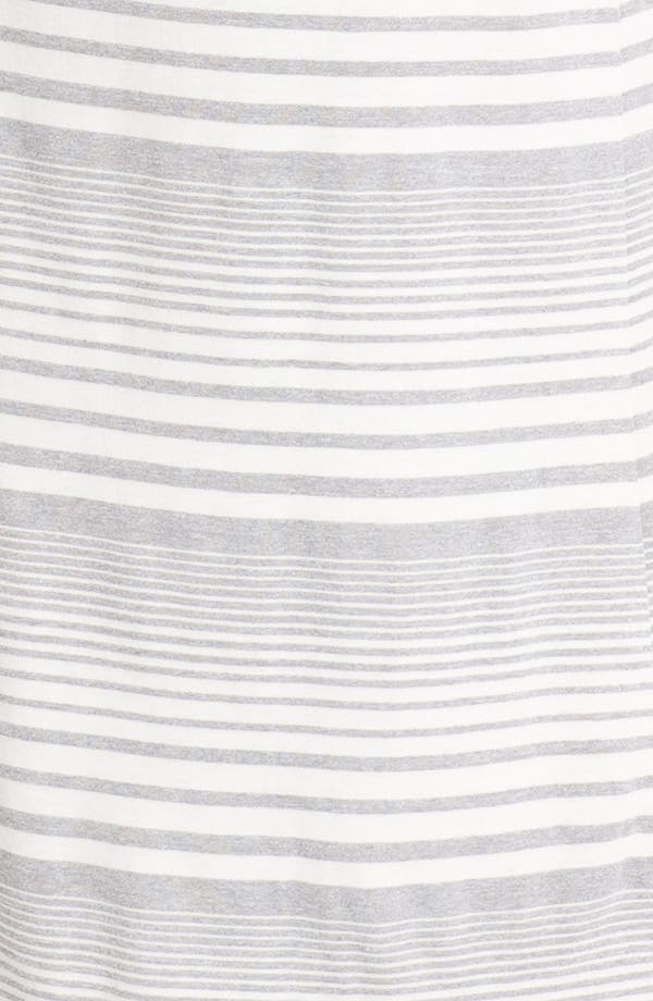 Alternate Image 3  - Two by Vince Camuto Stripe Maxi Dress (Plus Size)