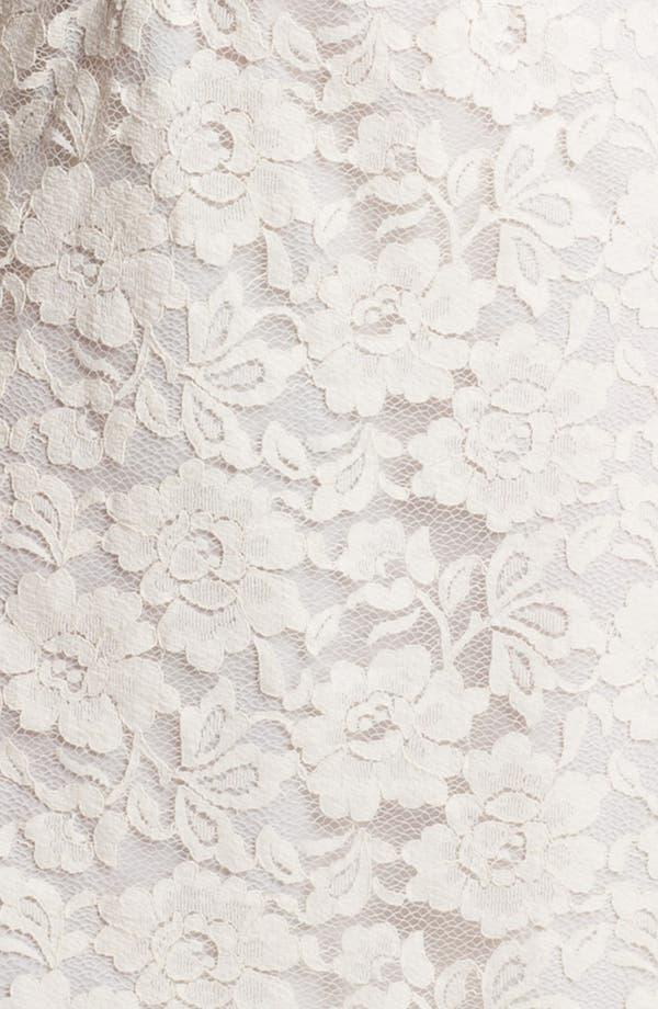 Alternate Image 3  - Jill Jill Stuart Sleeveless Lace Dress