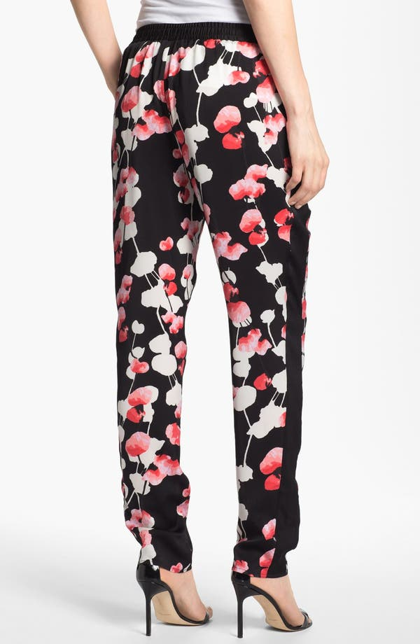 Alternate Image 2  - DKNYC Print Slouchy Drawstring Pants