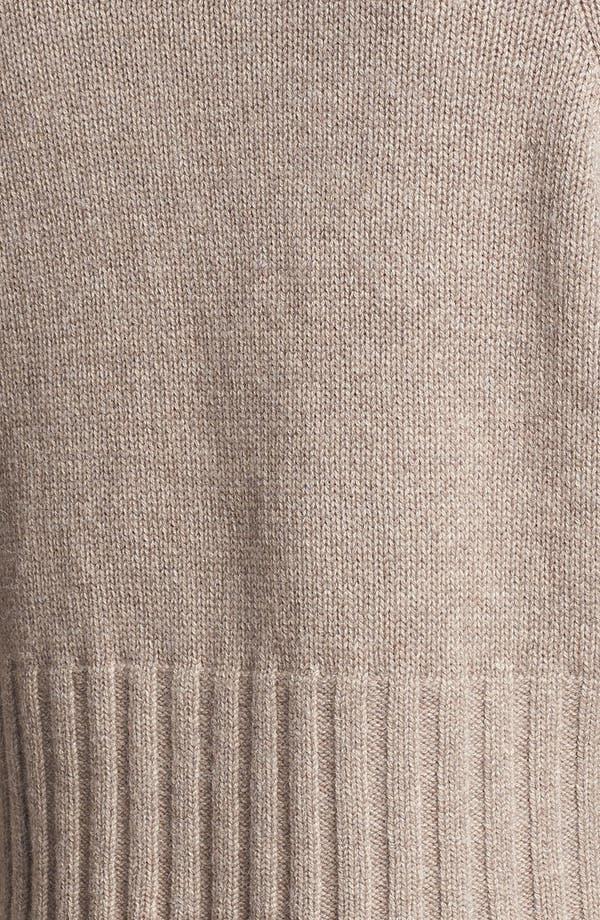 Alternate Image 3  - Vince Open Wool Blend Cardigan