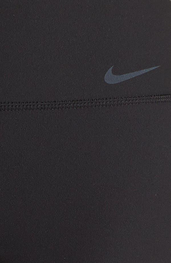 Alternate Image 3  - Nike 'Legend 2.0 Slim Poly' Capri Pants