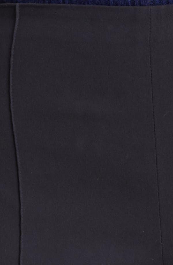 Alternate Image 3  - Oscar de la Renta High Waist Slim Pants