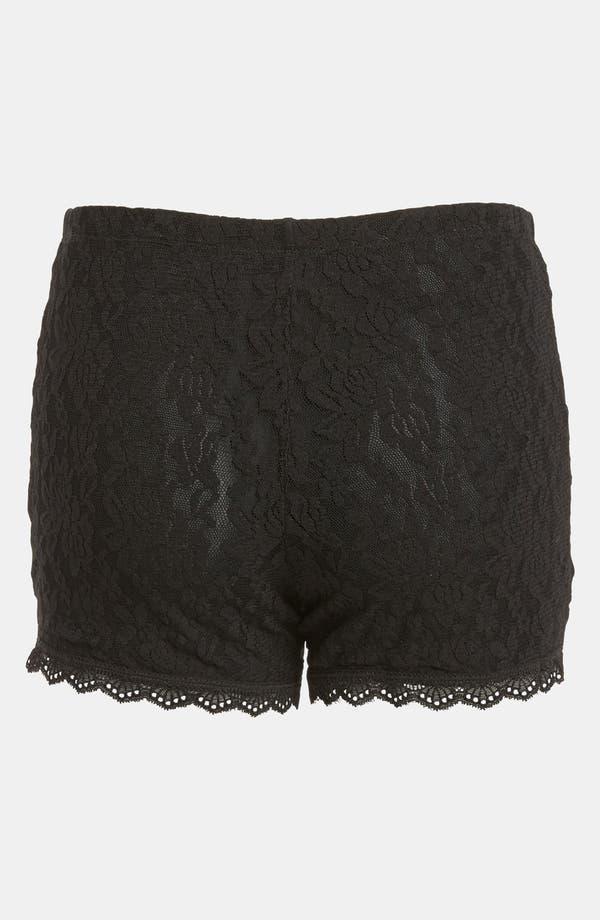 Alternate Image 2  - Tildon Lace Shorts