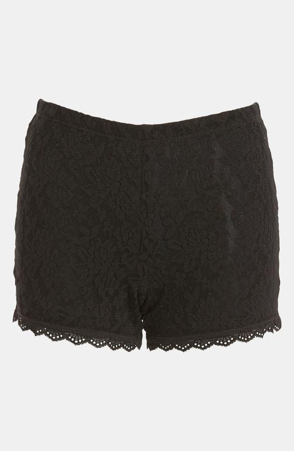 Alternate Image 1 Selected - Tildon Lace Shorts