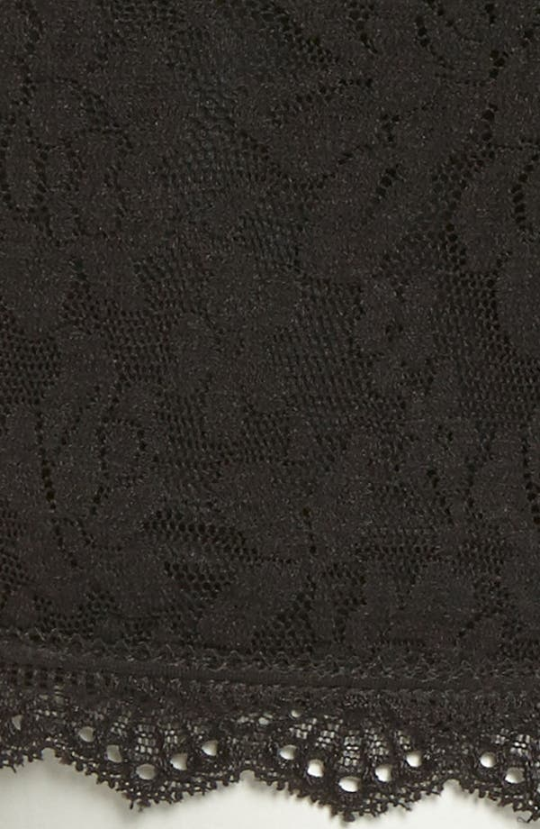 Alternate Image 3  - Tildon Lace Shorts