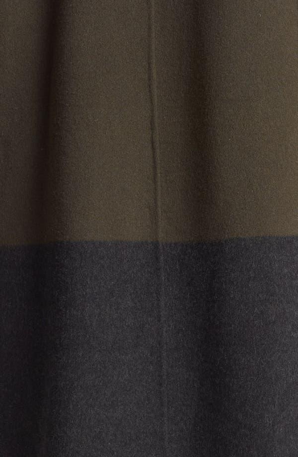 Alternate Image 3  - Vince Hooded Colorblock Coat