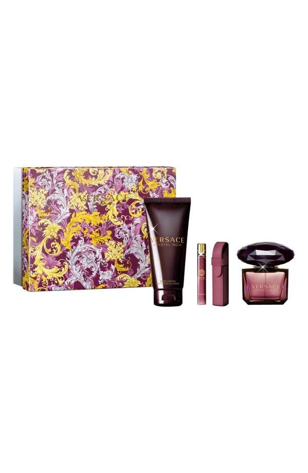 Alternate Image 1 Selected - Versace 'Crystal Noir' Fragrance Set