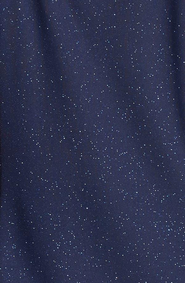Alternate Image 3  - Alex Evenings Sparkling Twinset (Plus Size)