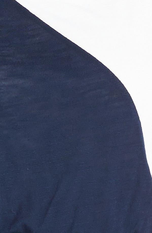 Alternate Image 3  - Olive & Oak Colorblock Knit High/Low Dress (Online Exclusive)
