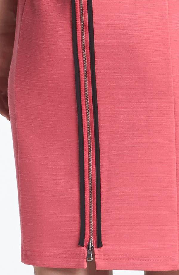 Alternate Image 3  - Kenneth Cole New York 'Elysia' Cutaway Sheath Dress