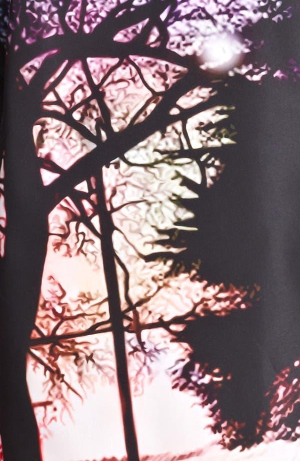 Alternate Image 3  - Mary Katrantzou Satin Coat