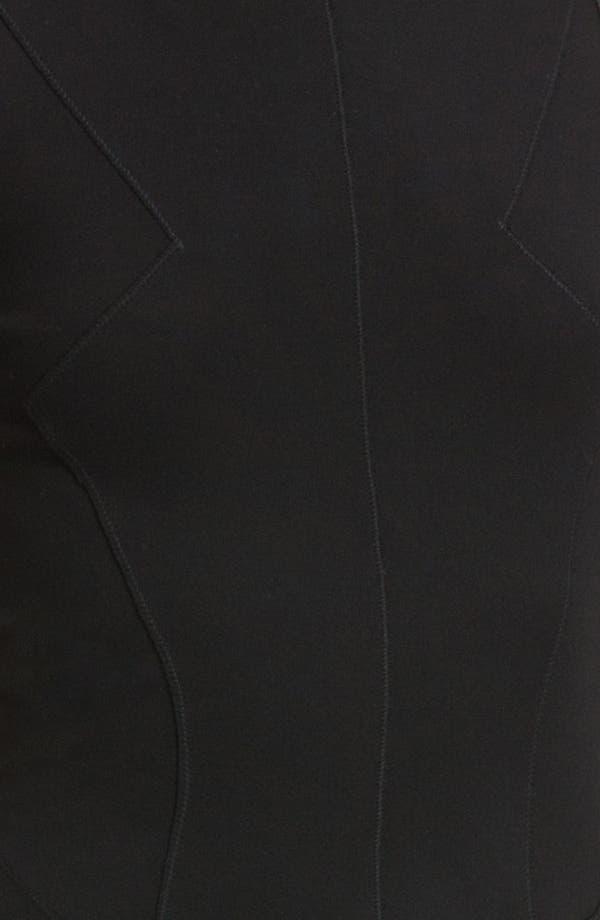 Alternate Image 3  - Faith Connexion Leather Detail Dress