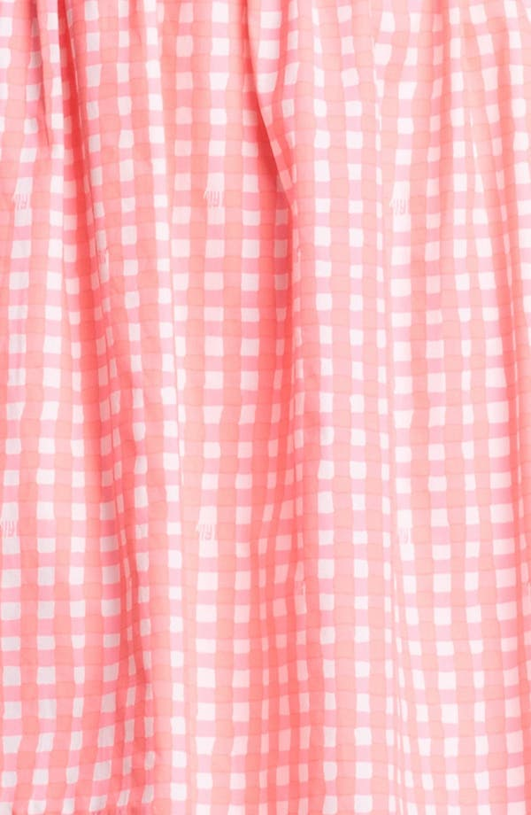 Alternate Image 3  - Lilly Pulitzer® 'Bethany' Gingham Fit & Flare Dress