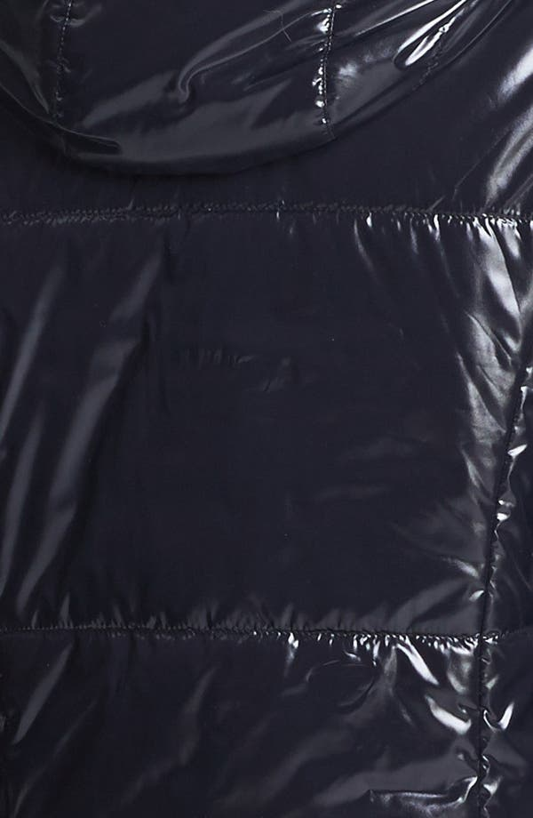 Alternate Image 5  - Miss Wu Tech Nylon Puffer Jacket (Nordstrom Exclusive)
