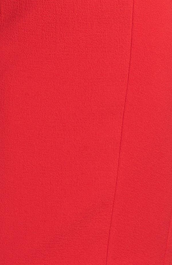 Alternate Image 3  - Black Halo 'Gypsy Rose' Crepe Sheath Dress