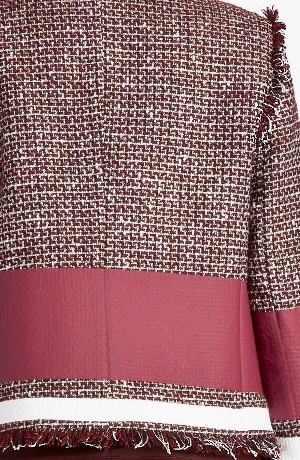 Alternate Image 3  - MSGM Tweed Crop Jacket