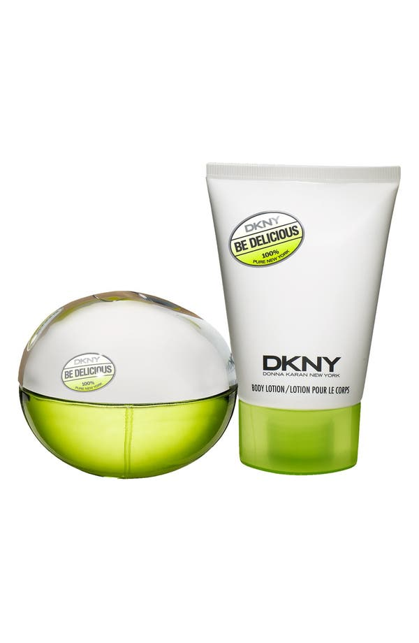 Alternate Image 1 Selected - DKNY 'Be Delicious' Eau de Parfum Set ($95 Value)