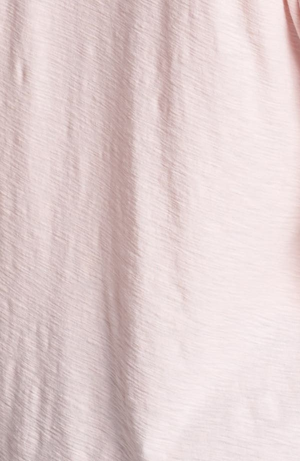 Alternate Image 3  - James Perse Relaxed Fit V-Neck Tee