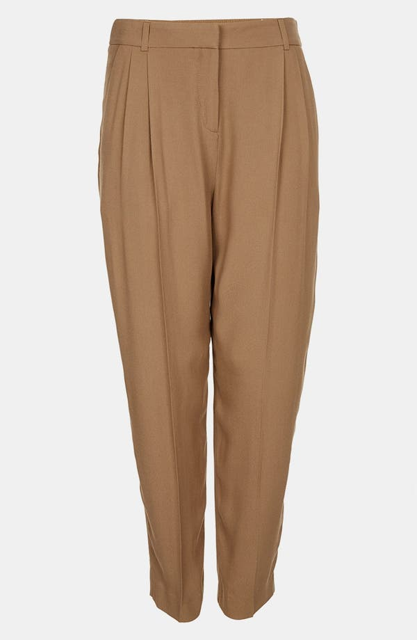 Alternate Image 3  - Topshop 'Mensy' Tapered Trousers
