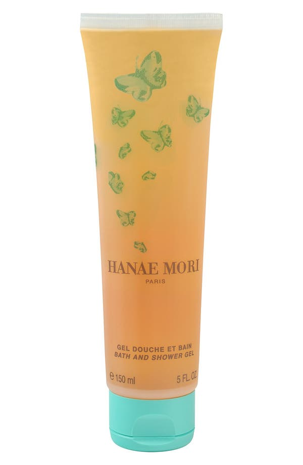 Main Image - Hanae Mori 'Butterfly' Bath & Shower Gel