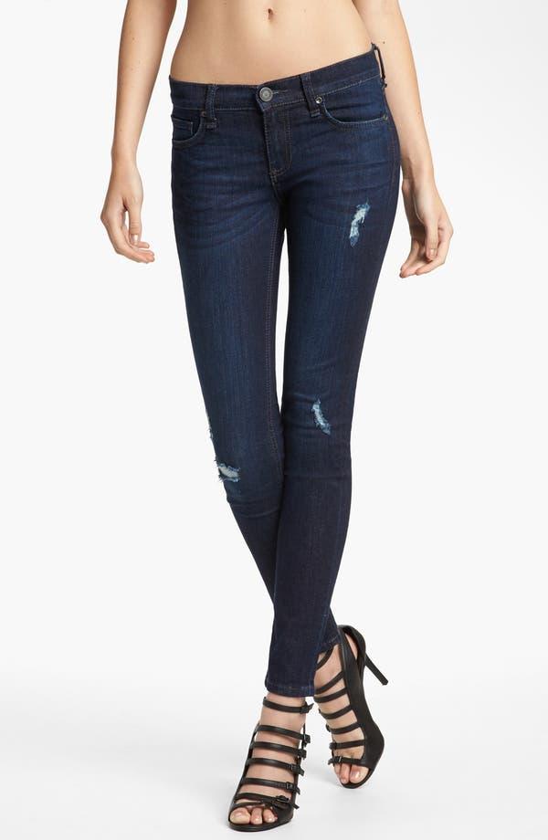 edyson 'Sloan' Deconstructed Skinny Jeans | Nordstrom