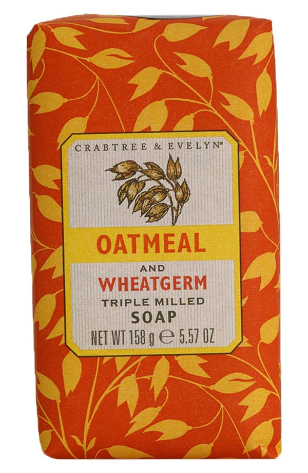 CRABTREE & EVELYN 'Oatmeal & Wheatgerm' Triple Milled