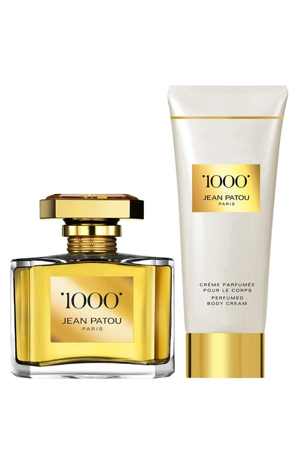 Alternate Image 2  - 1000 by Jean Patou Eau de Parfum Jewel Spray Coffret