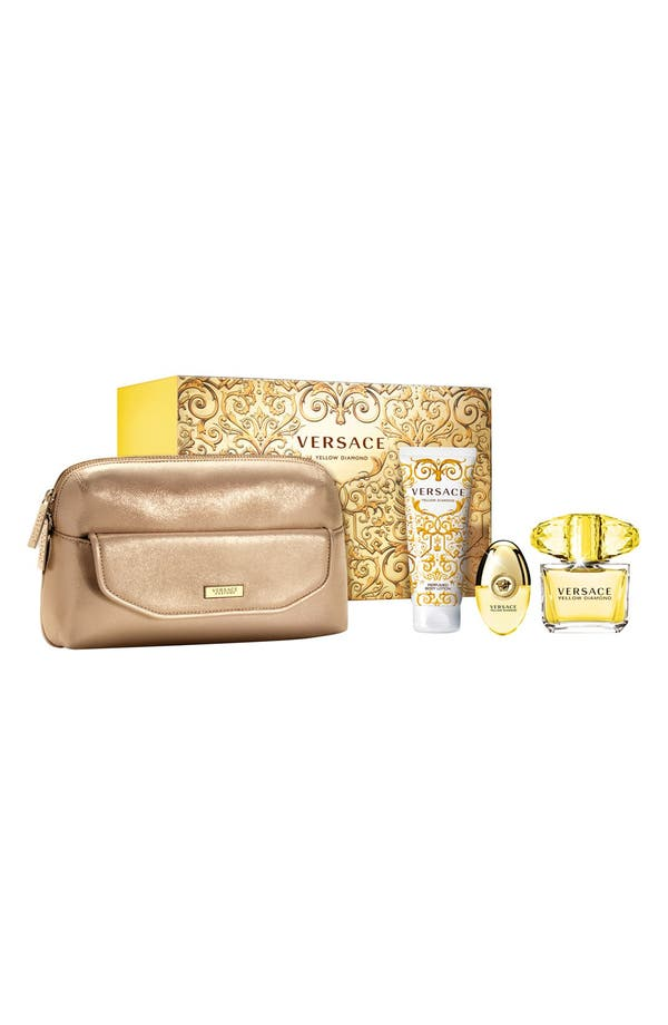 Main Image - Versace 'Yellow Diamond' Set ($171 Value)