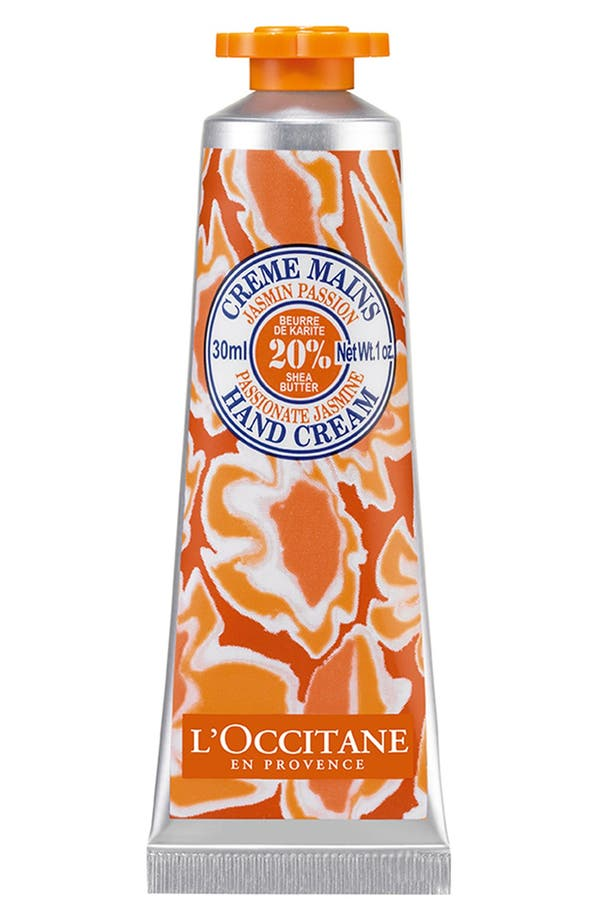 Alternate Image 1 Selected - L'Occitane 'Passionate Jasmine' Hand Cream (Limited Edition)