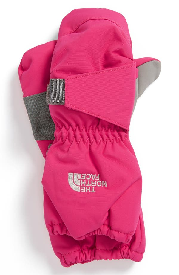 Main Image - The North Face 'Mitt' Mittens (Toddler)