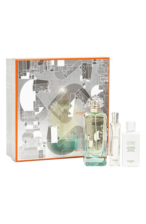Alternate Image 2  - Hermès Un Jardin sur le Nil - Eau de toilette natural spray holiday gift set