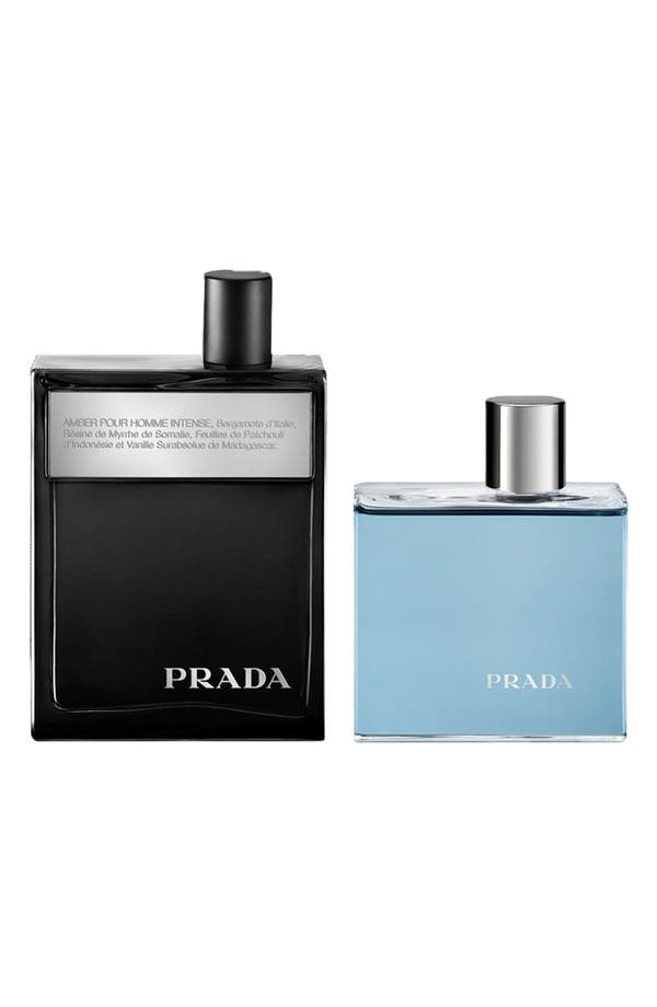 Alternate Image 2  - Prada 'Amber pour Homme Intense' Set ($97 Value)