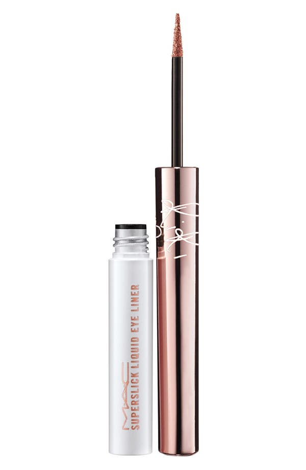 Alternate Image 1 Selected - Rihanna for M·A·C 'RiRi Hearts M·A·C Holiday' Superslick Liquid Liner (Limited Edition)