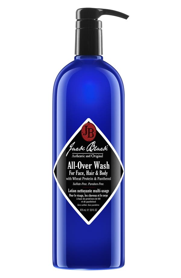 JACK BLACK All-Over Wash