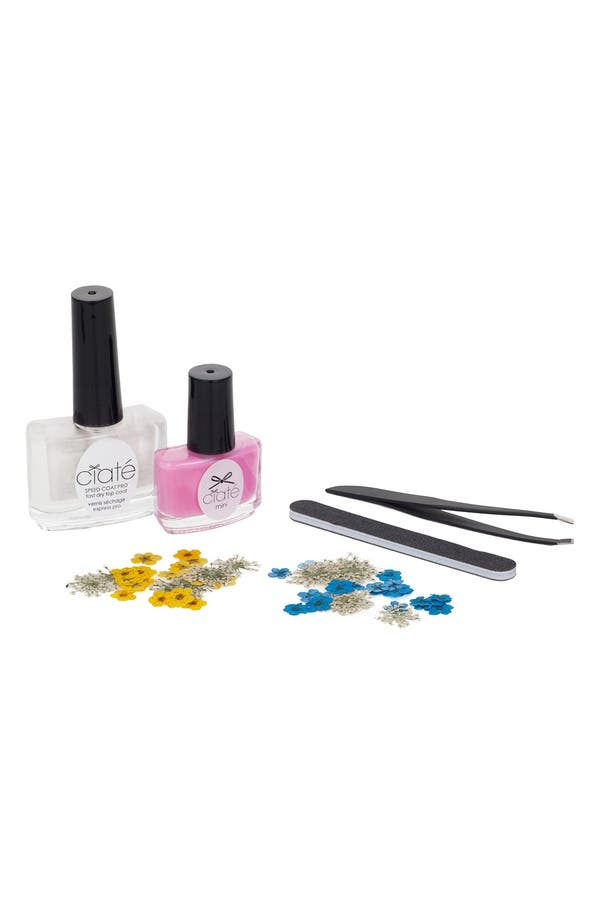 Alternate Image 4  - Ciaté 'Flower Manicure - Strike-a-Posy' Set ($40 Value)